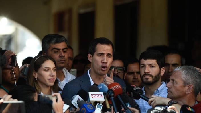 Venezuela tensions